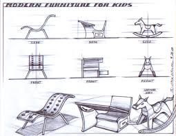 Furniture Sketches Furniture