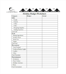 Free Printable Monthly Budget Sheet Template Spreadsheet Uk ...