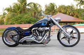 choppers top speed