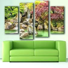 best and newest wall arts waterfall metal wall art artificial waterfall wall intended for waterfall on waterfall metal wall art with gallery of waterfall wall art view 9 of 15 photos