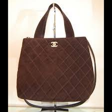 50% off Chanel Handbags - Final Price. Chanel Suede Quilted Tote ... & Final Price. Chanel Suede Quilted Tote Adamdwight.com