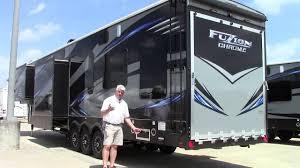 new 2016 keystone fuzion 422 fifth wheel toy hauler rv holiday world of houston dallas las cruces