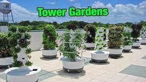 hydroponic garden tower. Interesting Hydroponic Intended Hydroponic Garden Tower