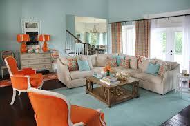 Light Blue And Brown Decor Living Room Brown And Turquoise Rug Light Earth Tone Tan