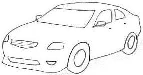 cars drawings for kids. Beautiful For How To Draw A Car On Cars Drawings For Kids R