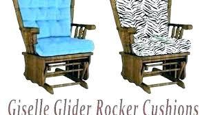 porch rocker cushions porch rocker cushions wooden rockers rocking chair gorgeous outdoor chairs cushion with regard