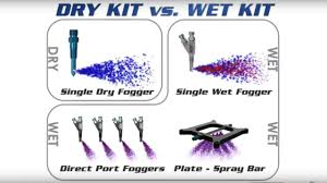 Wet Vs Dry Nitrous Which Is Better Mustang Nitrous Kits