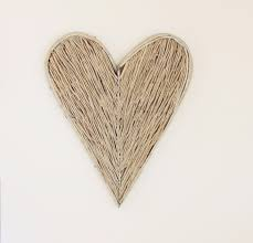 Large Wicker Heart With Lights Extra Large Wicker Heart