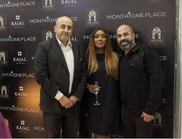 Montaigne Place Hosts Soirée New <b>Fragrances</b>, Kajal and <b>The Gate</b> ...