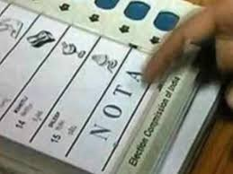 Angry Nota Votes Knock Out 4 Bjp Ministers In Madhya Pradesh India