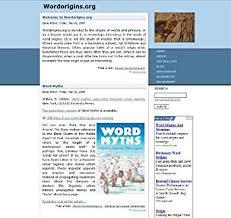 Word Origins Website Amazon Com The Harmless Drudge Wordorigins Org Kindle Store