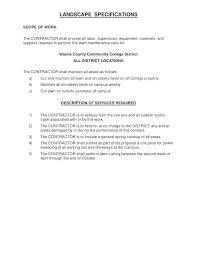 landscape maintenance proposal template lawn care proposal template download by tablet desktop original size