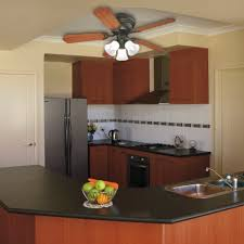 Kitchen Fans With Lights Ceiling Fans With Lights Exceptional Small 4 White Hugger