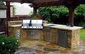 viking outdoor kitchen stone drawers designs custom kitchens