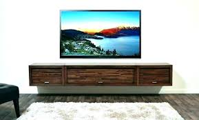 Floating Shelves To Hold Cable Box Extraordinary Floating Shelves For Cable Box Floating Wall Shelf Cable Download By