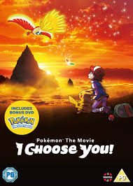 Pokemon the Movie: I Choose You! | DVD | Free shipping over £20