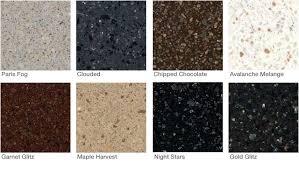 wilsonart solid surface announces 2016 colors