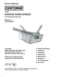 craftsman garage door opener sensor bypass garage door sensor bypass module garage door sensor bypass opener