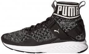 puma black shoes. 13 reasons to/not to buy puma ignite evoknit (november 2017 ) | runrepeat black shoes s