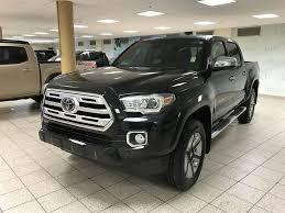 New 2018 Toyota Tacoma 4 Door Pickup in Calgary, AB 180559