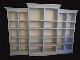 classic bookcase wall unit in cloud sheri lermusiaux