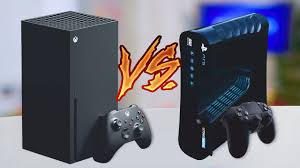 PLAYSTATION 5 vs XBOX X !!!!!!! - YouTube