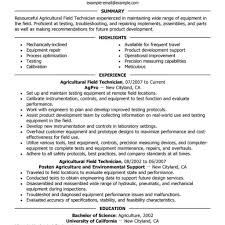 Technician Resume Example Best Field Technician Resume Example Livecareer Within Oilfield Oil 23