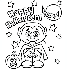 Halloween Pages To Color Chronicles Network