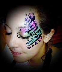 philadelphia face painting corporate events kids birthday party face painter jennifer montgomery crazyfaces face painting
