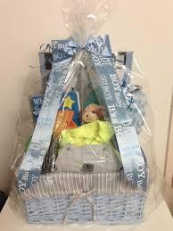 diy newborn baby gift basket