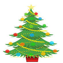 christmas tree with presents and lights clip art. Christmastreewithbrightlightsdecorationanimatedclipartmotionlights Christmas Tree With Bright Motion Lights Decoration Animated Intended Presents And Clip Art