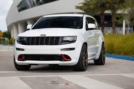 jeep 2015 srt8. jeep u2013 jeffs srt8 vps306 bronze vossen wheels 2015 1005 srt8 e