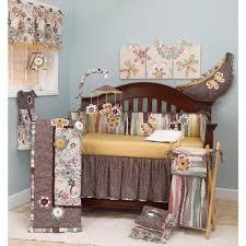 penny lane fl multicolor 4 piece crib bedding set