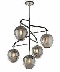 troy lighting f4297 odyssey 36 inch wide 5 light chandelier within troy lighting