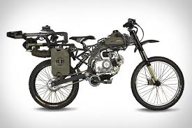motoped survival bike uncrate