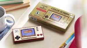 <b>Nintendo</b> переиздала карманную ретро-<b>приставку Nintendo</b> ...