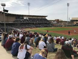 Tamu Baseball Seating Chart Olsen Field At Blue Bell Park Texas A M Aggies Stadium