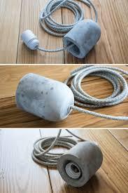 Diy Lamps Best 25 Concrete Lamp Ideas On Pinterest Concrete Design