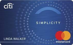 citi simplicity card no late fees ever