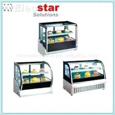 small countertop refrigerated