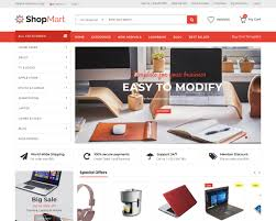 Buy Web Page Design Best Ecommerce Website Templates To Make Your Shop Stand Out