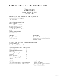 Resume Template 2017 College Resume Examples Sample Current Student With Minimal 73