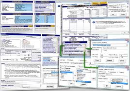 accounting excel template invoice template for excel download at finance accounting