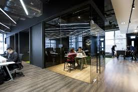 Creative office spaces Meeting Hong Kong Office Residence Design Creative Office Space In Hong Kong Residence Design