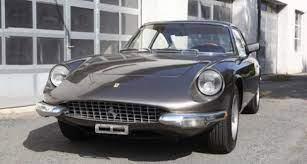 1969 Ferrari 365 California Classic Driver Market