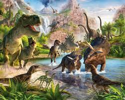 Zaman Mesozoikum Pengertian Dan Ciri Kehidupannya