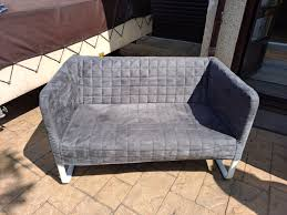 ikea knopparp small couch sofa kitchen