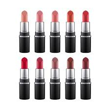 <b>MAC Mini Lipstick</b> **Travel Size 1.8g *No Box | Shopee Indonesia