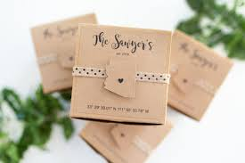 diy wedding gift box idea