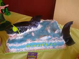 Frankies Pirate Shark Cakecentralcom